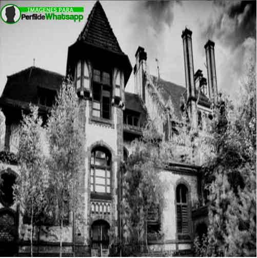 imágenes de casas embrujadas