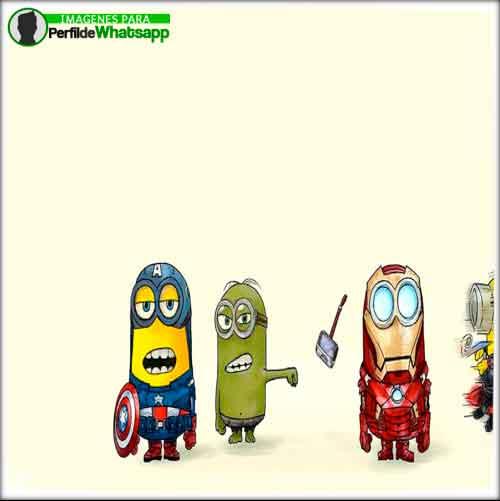 Imágenes de Minions Avengers (4)