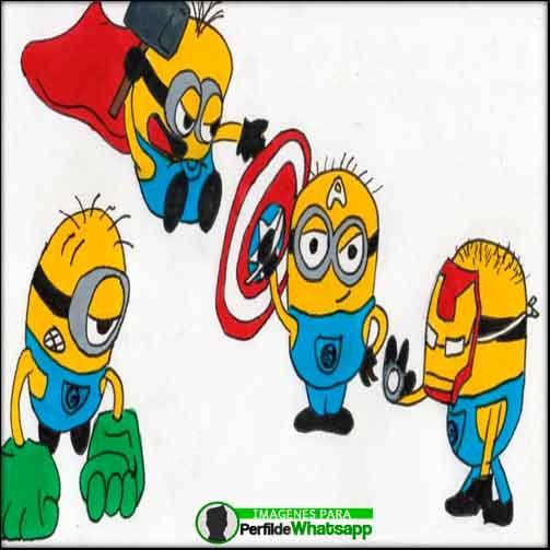 Imágenes de Minions Avengers (7)