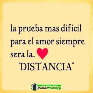 Imágenes de amor a distancia con frases (2)