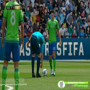 Imágenes del Video Juego Fifa (4)