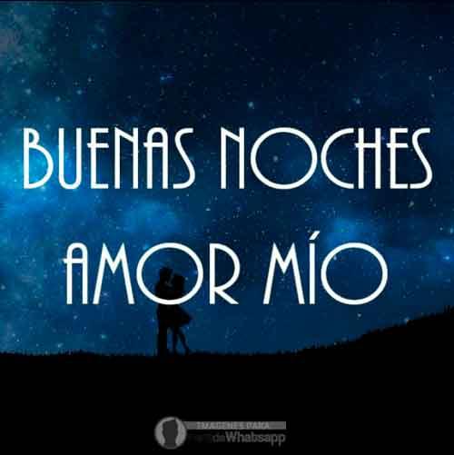 Imagenes de buenas noches amor amor te amo