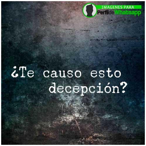 Imágenes De Decepción Desilusión Con Frases