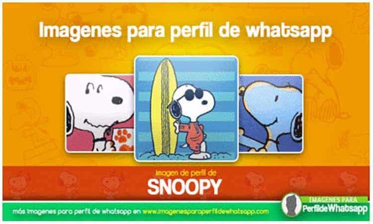 Imágenes de Snoopy