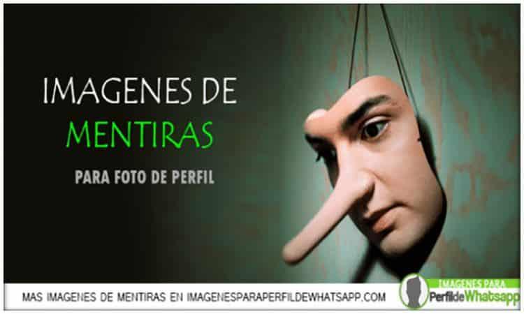imagenes para mentirosos