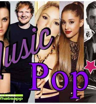 imágenes de música pop