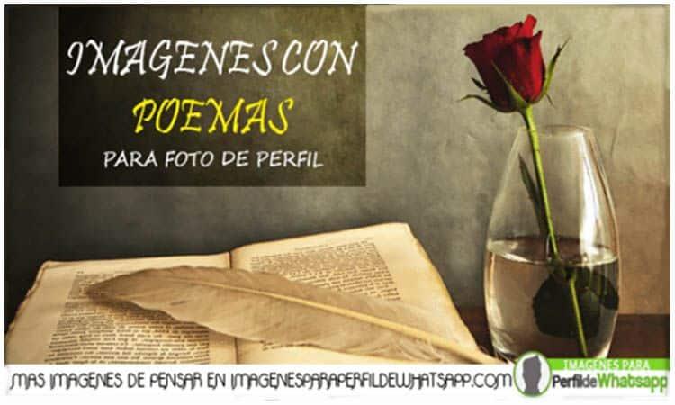 poemas con imagenes
