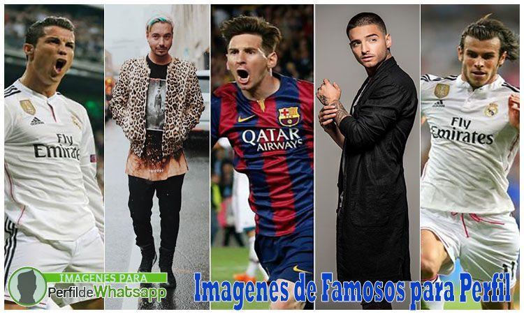 fotos de famosos