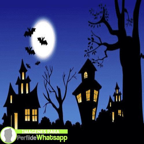 halloween para whatsapp