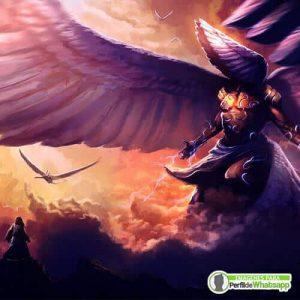 imágenes de ángeles guerreros para compartir