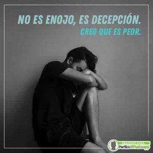 imagenes de decepcion para hombres