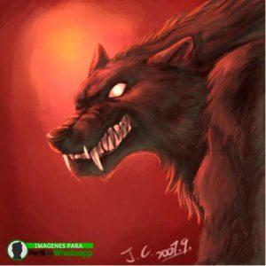 imágenes de hombre lobo 3