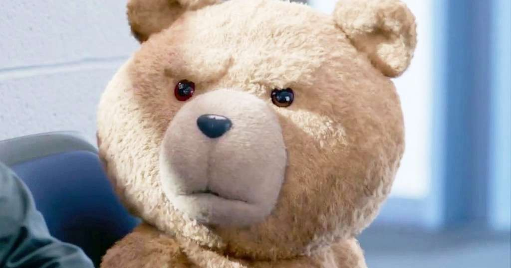 imagenes del oso ted con frases chistosas