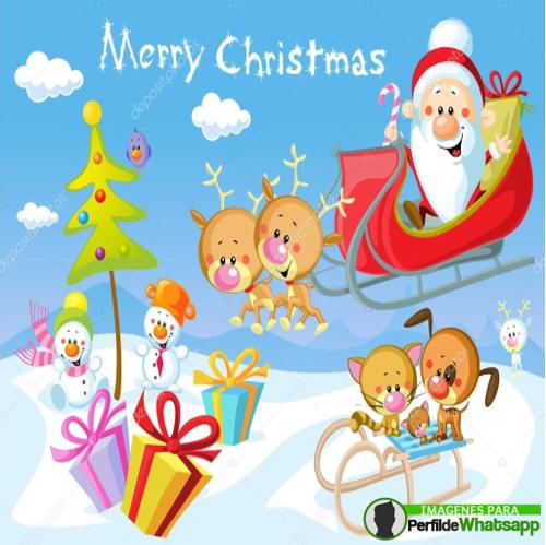 imagenes de feliz navidad bonitas