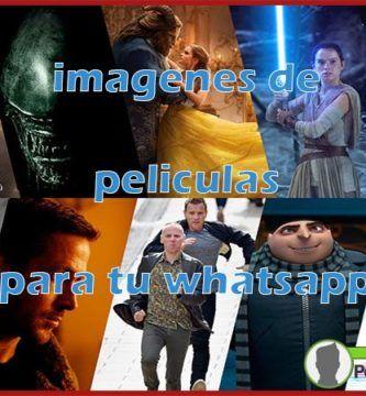 fotos de películas